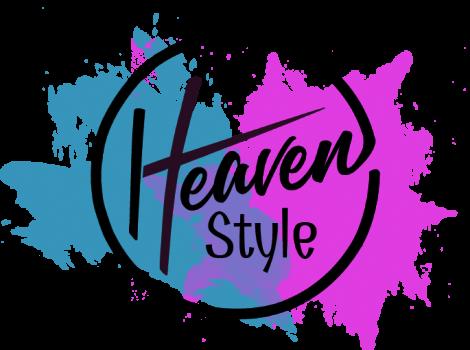 logo heaven z kolorem